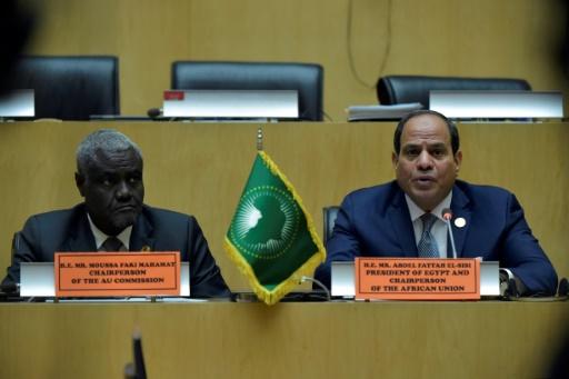 L'UA veut prendre la main sur le dossier libyen