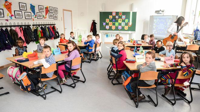 Journée GROS PULL dans les écoles: