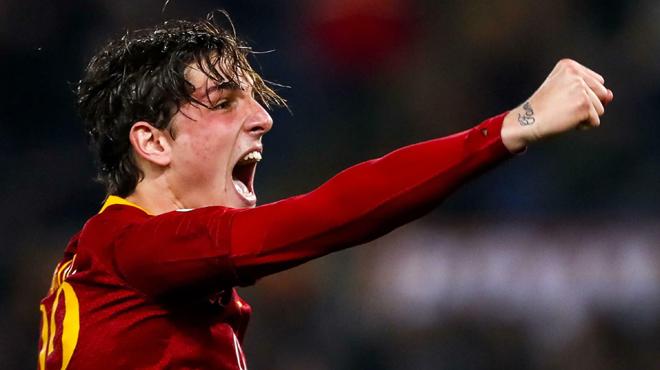Ligue des champions: qui est Nicolo Zaniolo, l'idole inattendue de l'AS Rome?