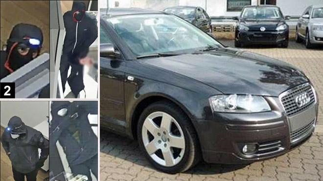 Un violent tigerkidnapping a eu lieu chez des bijoutiers de Waregem: les trois suspects parlaient français