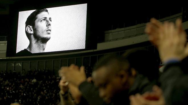 Un hommage à Emiliano Sala prévu en Ligue des Champions et en Europa League