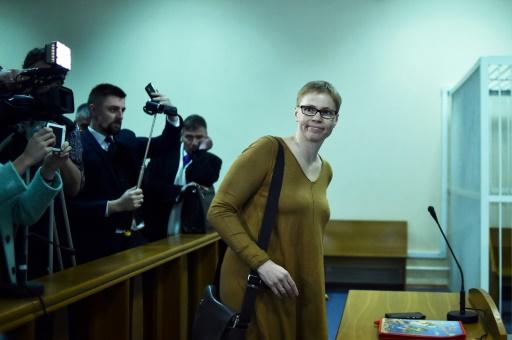 Bélarus: la rédactrice en chef d'un média indépendant devant la justice