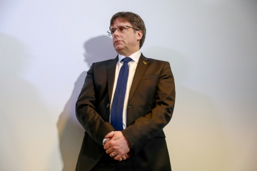Carles Puigdemont, le grand absent du procès des indépendantistes