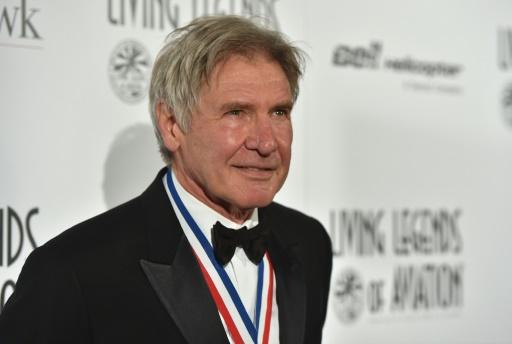 Emirats: Harrison Ford s'en prend aux dirigeants climatosceptiques
