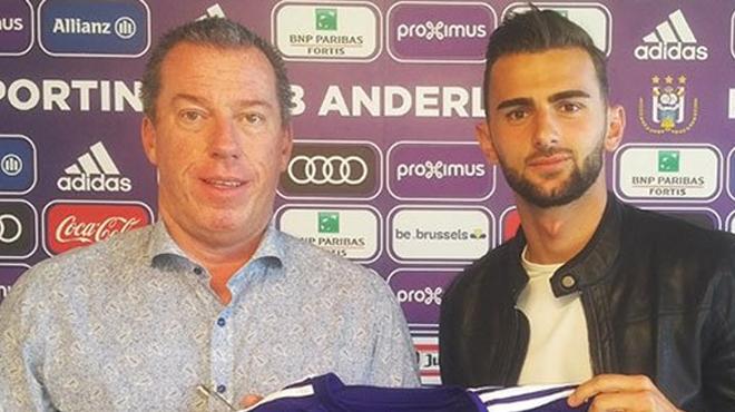 Anderlecht se sépare déjà de Kristal Abazaj