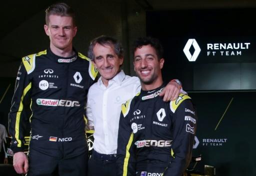 F1: Renault veut continuer à se rapprocher des top teams en 2019