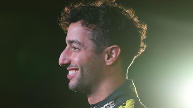 F1: Daniel Ricciardo dévoile ses grandes ambitions pour sa première saison chez Renault