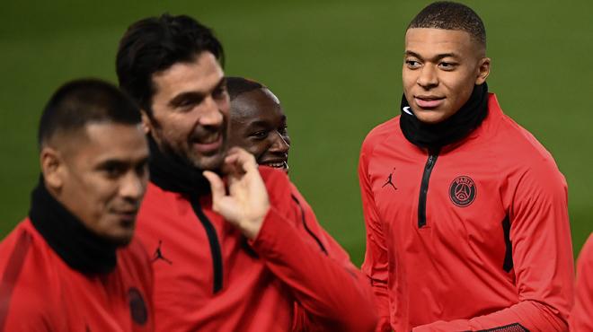 CHOC Manchester United-PSG: voici les compos probables