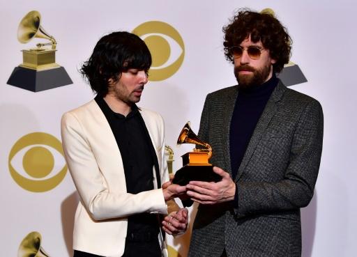 Lauréat d'un deuxième Grammy, Justice savoure