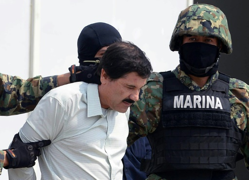 Le célèbre narcotrafiquant mexicain
