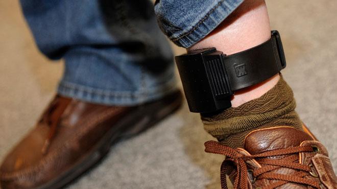 Un Esneutois profitait de ses deux heures sans bracelet électronique pour commettre des braquages