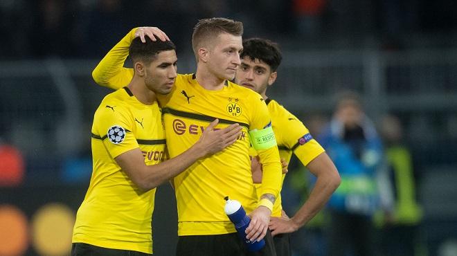 Les Spurs prennent une option sur les quarts — Tottenham-Dortmund