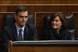 Espagne: le Parlement rejette le budget de Pedro Sanchez