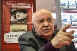 Mikhaïl Gorbatchev fustige Washington sur la sortie du traité nucléaire INF