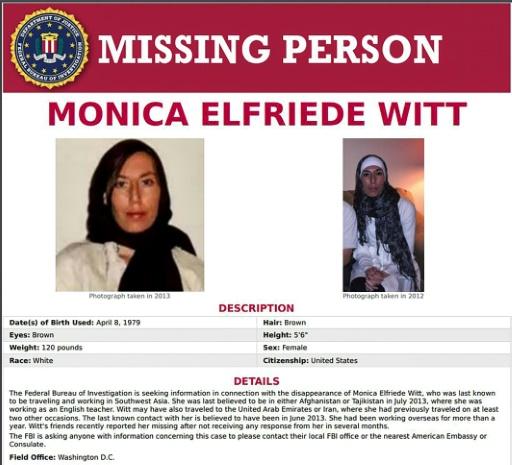 USA: une ex-agente américaine inculpée après avoir fait défection en Iran