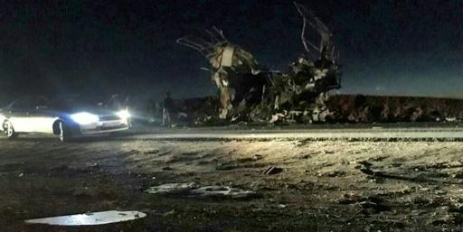 Iran: 20 morts dans un attentat contre les Gardiens de la révolution (agence)