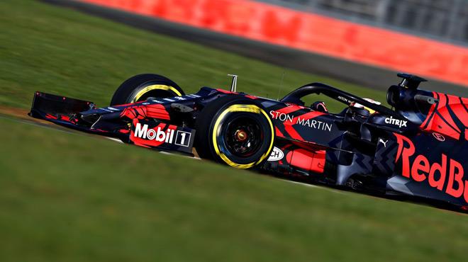 Red Bull révèle les premières images de sa RB15, sa F1 pour la saison 2019 (photos)