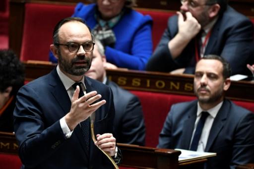 Face à dix Français, Édouard Philippe dans un débat télévisé