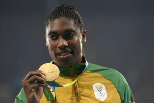 L'IAAF dément qu'elle voudrait classer Semenya comme un