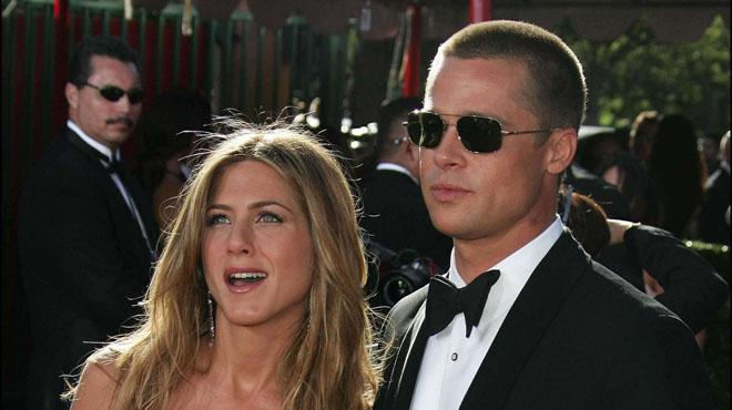 Comment Brad Pitt a repris contact avec Jennifer Aniston 4 mois avant sa séparation d'Angelina Jolie