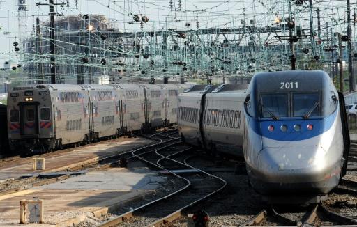 Les Etats-Unis boudent l'ère du train à grande vitesse