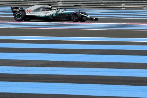 GP de France de F1: un million d'euros pour éviter les embouteillages