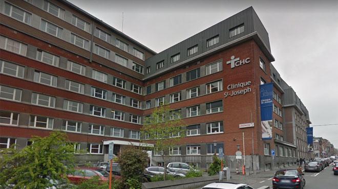 Lame de rasoir à la main, un Verviétois profère des menaces d'attentat à la clinique Saint-Joseph de Liège: il a été interpellé
