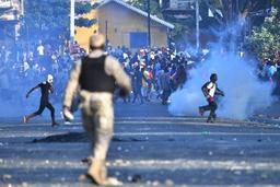 Le président haïtien sort de son silence après une semaine de violences