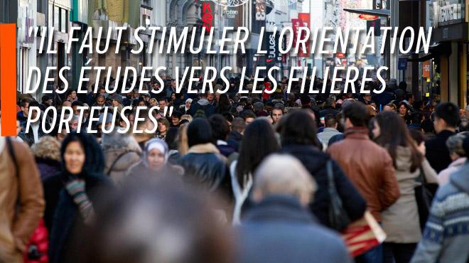 La Banque Nationale confirme: nous sommes en PÉNURIE DE MAIN D'OEUVRE et ça ralentit l'économie belge