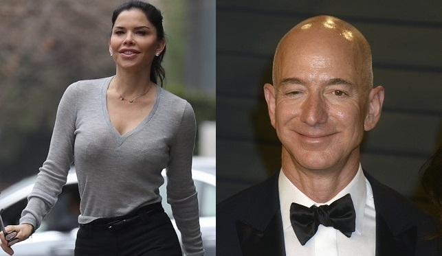 Le patron d'Amazon, Jeff Bezos