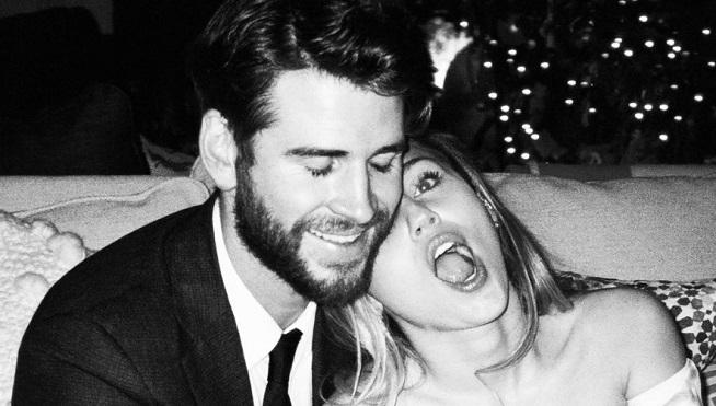 Pour la Saint Valentin, Miley Cyrus partage des photos exclusives de son mariage avec Liam Hemsworth