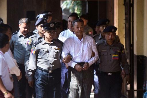 Birmanie: deux condamnés à mort pour l'assassinat d'un avocat musulman