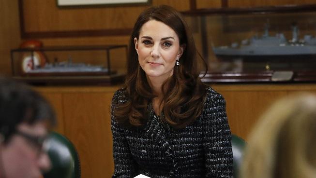 Pourquoi les médias britanniques laissent-ils Kate Middleton tranquille, contrairement à Meghan Markle?