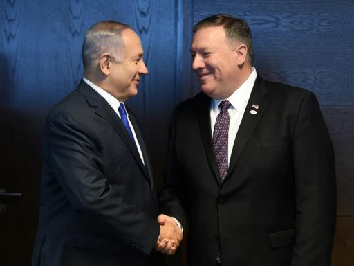De Varsovie, le bureau de Netanyahu fait fuiter une vidéo contre l'Iran
