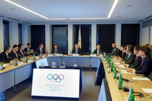 JO Tokyo-2020: des équipes coréennes unifiées envisagées dans 4 sports