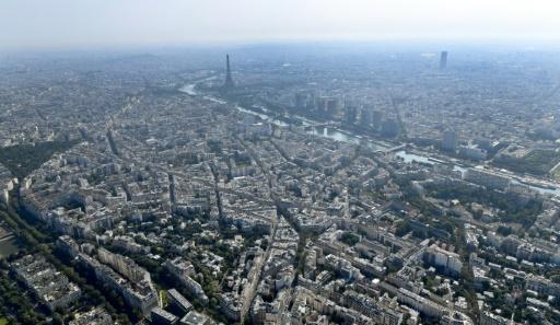 Vaste opération de déminage dimanche à Paris après la découverte d'une bombe de 1944