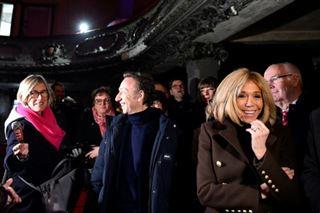 Gilets jaunes- Brigitte Macron appelle à la réconciliation