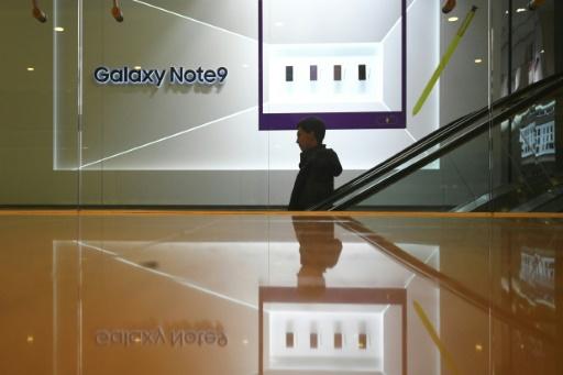 Samsung ouvre des boutiques aux États-Unis — Mobile