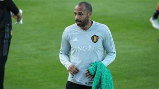 Thierry Henry de retour chez les Diables Rouges? Roberto Martinez répond aux rumeurs 4