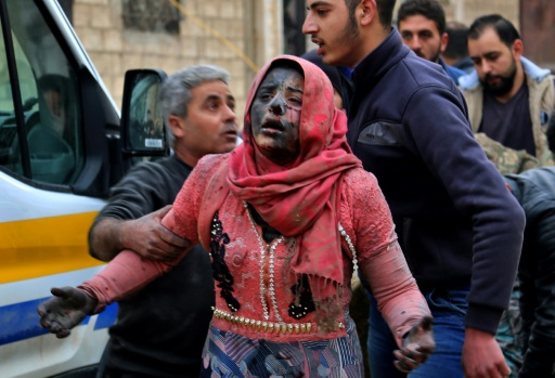 Syrie: 18 civils tués dans des bombardements du régime dans le nord-ouest (OSDH)