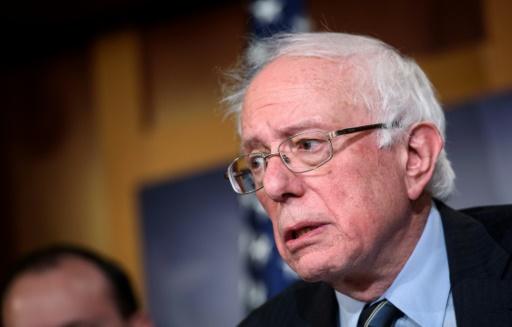 Etats-Unis: une vidéo de Bernie Sanders annonce sa candidature à la présidentielle
