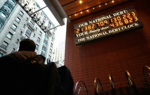 La dette américaine court de record en record sous Trump