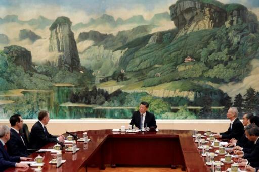 Négociations commerciales Chine-USA: les dossiers qui fâchent