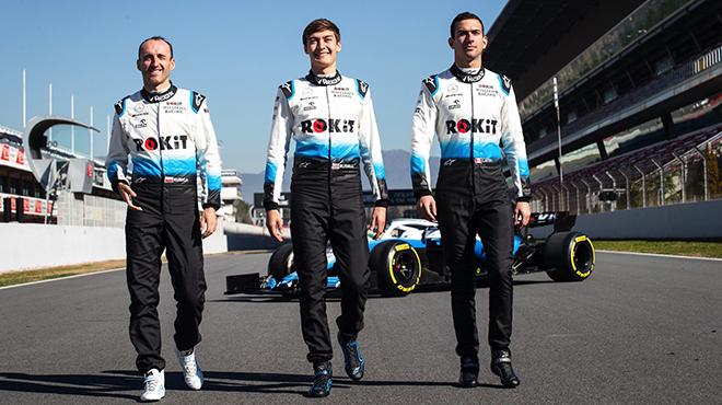 Williams va manquer la première journée des essais hivernaux: sa F1