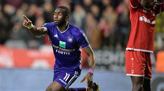 Anderlecht bat l'Antwerp grâce à un but dans les dernières minutes 4