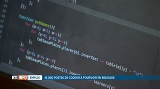 Il manque 16.000 codeurs en Belgique- une nouvelle formation en intelligence artificielle ouvre ses portes à Bruxelles 2
