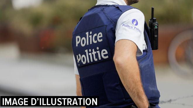 Namur: un homme alcoolisé blesse deux policiers après une altercation