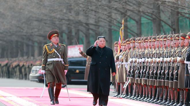 La Corée du Nord à