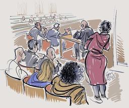 Attentat au Musée juif: la cour récuse le sixième juré