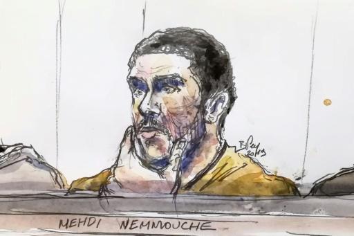 Belgique: le procès Nemmouche interrompu, la police appelée pour interroger un juré